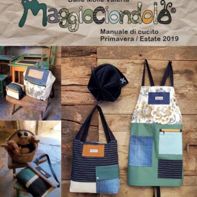 Manuale di cucito Primavera / Estate 2019