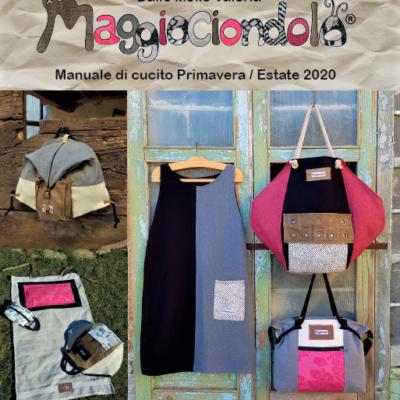 Manuale di cucito Primavera / Estate 2020